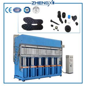 Гидравлический пресс для Vulcanizing резиновые с маркировкой CE ISO 9001