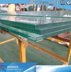 El huracán prueba PPD el vidrio laminado con Metal Inside