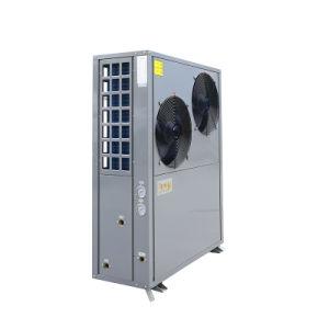 チタニウムの管の熱交換器R410の冷却剤が付いているプールの空気ソースヒートポンプ