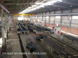 Ultima linea di produzione di montaggio della bobina del tubo/linea di produzione montaggio del tubo nel tipo fisso workshop