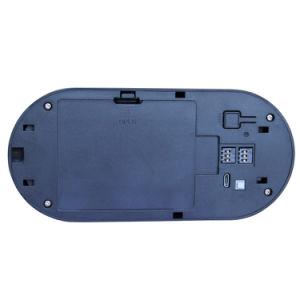 Nueva batería de 1080p de vídeo IP WiFi Timbre inalámbrico smartphone de la cámara de vídeo de timbre del teléfono de la puerta