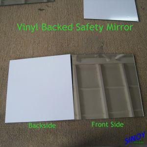 Support en vinyle Sinoy Miroir de sécurité avec CAT I ou de CAT II Film