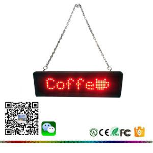 Miniprogrammierbare Bluetooth Handy APP der verschieben- der Bildschirmanzeigemeldung-LED bearbeiten Aktualisierungsvorgangs-Nachrichtenanzeige-Panel mit Fall-Kette
