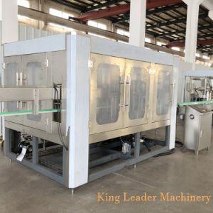 8000HPB Agua Pura máquina de llenado de botellas de PET con tapones de plástico