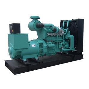 Бесшумный Cummins генераторная установка дизельного двигателя 60Гц, 1800 об/мин 440 квт