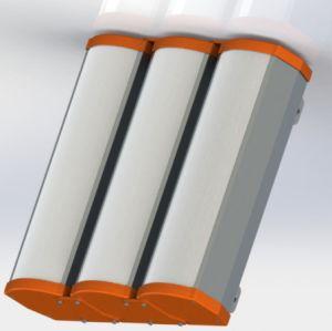 Indicatore luminoso Pendent del LED, lampada lineare di RoHS LED contabilità elettromagnetica del Ce dell'UL dell'indicatore luminoso della baia della fabbrica 100W 150W 200W 240W 300W 400W LED alta per il banco /Office/Supermarket