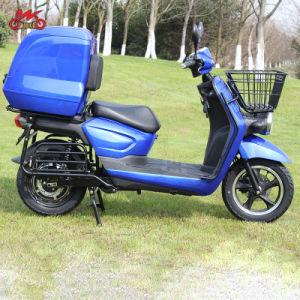 2019 China efectuaram Scooter CEE aprovou o motociclo Grande Velocidade Rápida de Potência do Motor eléctrico de entrega de pizzas Scooter