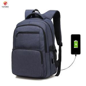 Curso de moda Toporex Mochila Laptop por grosso de desportos de lazer ao ar livre carregador USB Saco de ombro