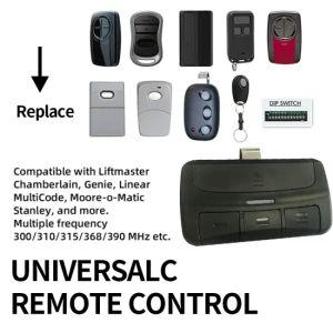 Neco Rodillo de sistema de control remoto para puertas de garaje y 3 mandos a distancia MK1