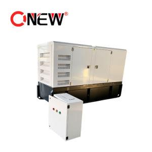 Modo de standby 100kw 100kVA 80kw 3 fase de arranque eléctrico Potência Dínamo China Portable Super Diesel silenciosa gerador eléctrico situado Fabricante lista de preços com ATS