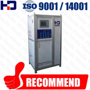 Water Electrolysis Equipment by Electrolysis Salt Water for Naclo Solution