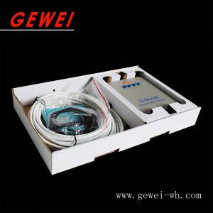 Repetidor de señal de teléfono 2100 MHz, casa/oficina/uso sótano enorme Amplificador Amplificador de señal móvil cobertura
