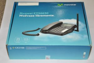 ETS telefono domestico del telefono senza fili di GSM del telefono dello scrittorio da 6630 GSM