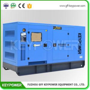 Звуконепроницаемые тип питания дизельного генератора, высокое качество, синий