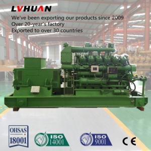 12V190エンジンを搭載する500kw天燃ガスの発電機セット