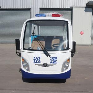 Veículo eléctrico 8 Lugares Viatura para venda