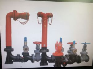 Fire Pump Adapter의 스퀘어 Series