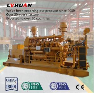 500kw grupo electrógeno de Gas Natural Ce&generador de energía de gas ISO