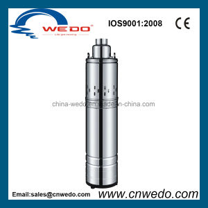 5qgd3.5-50-0.75 électrique de la pompe à eau en acier inoxydable