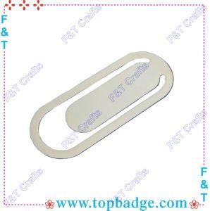 Indicador Oval, Marcador de Metal (FTBM004H)