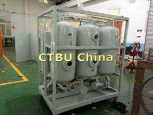 Huile de transformateur de type Mobile vide de la déshydratation, l'huile de la machine de dégazage