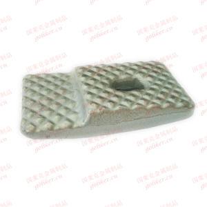 Conteneur de faux Van collier de serrage pour le montage