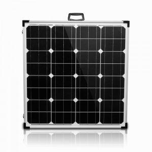 Складная солнечная панель комплекты 80W для кемпинга с неисправного автомобиля