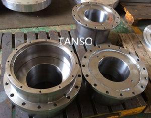 Material de acero de fabricación china Wgt Acoplamiento del eje de marcha