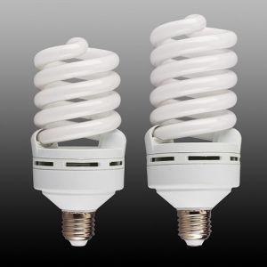 De volledige Spiraalvormige Spaarder van de Energie, Fluorescente Lampen, Lamp CFL (15W spiraal)