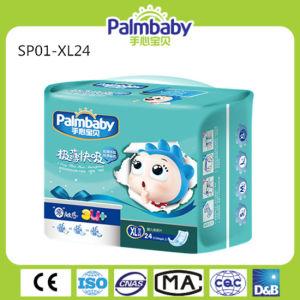 Transpirable Premium ultra absorbente Pañales mejor durante la noche Pañales Pañales desechables