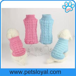Mayorista de fábrica de accesorios para mascotas moda suéter de perro