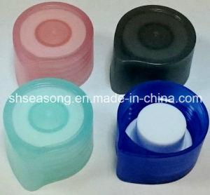 Tapón de rosca doble tapón de botella de plástico / / tapa de silicona (SS4310)