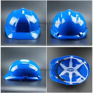 Chapéu do Capacete de Segurança do Material de Construção HDPE (SH503)