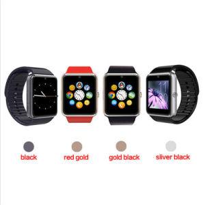 IosのアンドロイドのためのGelbertの高品質Gt08 Bluetoothのスマートな腕時計