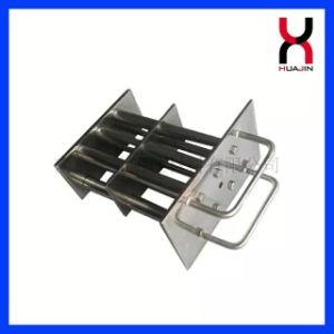 Filtro magnético Imán de neodimio para máquina de moldeo por inyección