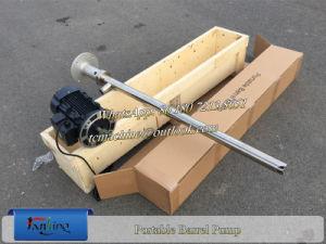 bewegliche Pumpe der Trommel-45L/Min mit Pumpenrohr der Trommel-Ss316