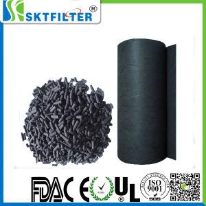 Steenkool Geactiveerde Koolstof voor de Filter van de Lucht