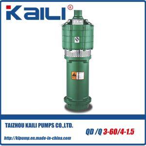 QD&Q centrifugas sumergibles bombas de agua eléctrico(QD10-40/3-2.2)