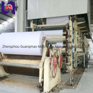 Le papier A4 Making Machine, le papier de copie/impression papier/livre la machine à papier