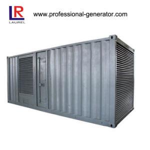 20kw容器のGensetの電力ディーゼル防音のGenset
