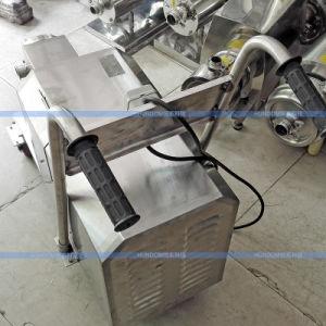 La transferencia de extraíble de mantequilla de maní de grado alimentario el lóbulo de la bomba rotativa de la bomba