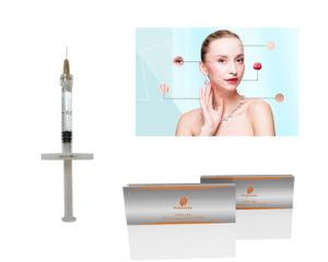 Gel del riempitore dell'acido ialuronico del Ce per cura di pelle