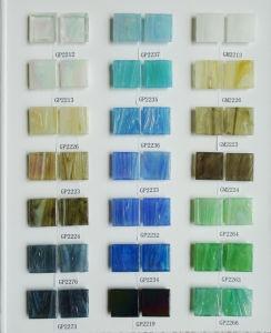 Livro de Amostra de Mosaico de Hong Guan 23 * 23mm