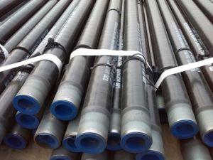 Isolierung 3PE und rostfestes Rohr
