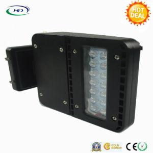 Новый дизайн 35W Водонепроницаемый светодиодный индикатор Wallpack теплый и белоснежный/Холодный белый