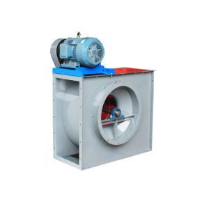 Industria e nerofumo commerciale della cucina che puliscono ventilatore centrifugo
