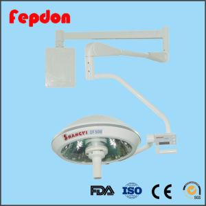 Shadowless médicos portátiles solo luz halógena (ZF600E)