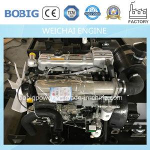 15kw öffnen den Dieselgenerator, der von Weichai Engine angeschalten wird
