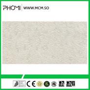Mcm en pierre de taille écologique de la Chine de gros de matériel de haute qualité de l'argile modifiée souple de panneaux muraux en pierre artificielle