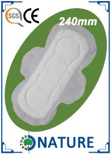 低価格のための費用の衛生学のパッドの製造業者を減らしなさい